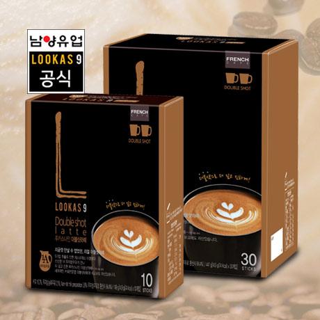 루카스9 커피 라떼 6종 30T/60T