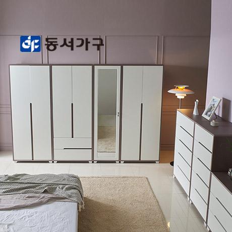동서가구 뉴 하임 옷장/서랍장