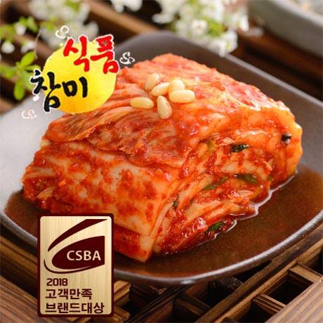 참미 맛 김치 1kg