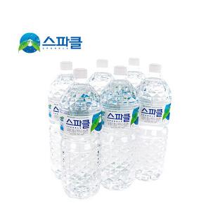 [먼지제로] 스파클 생수 2L 24병