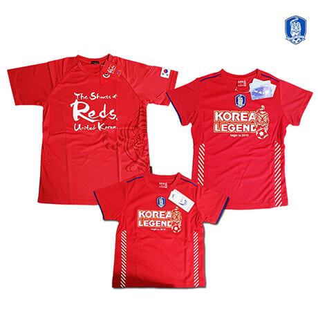 붉은악마 티셔츠 월드컵티 단체티
