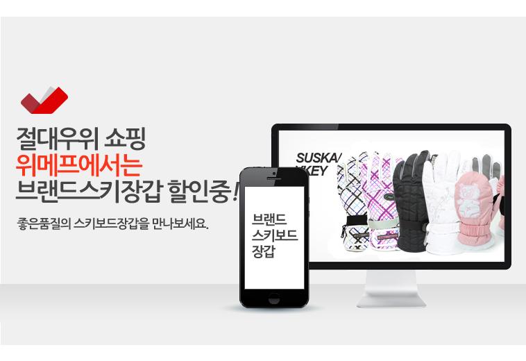 땡처리! 브랜드 스키장갑 특가 - 상세정보