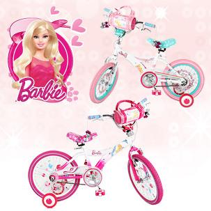 핑크핑크 바비 아동용자전거 이뻐요