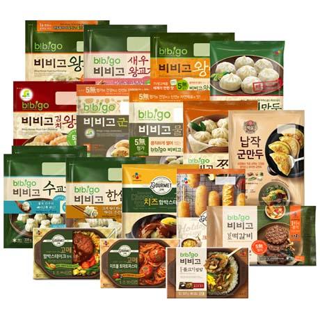 [늘필요] 비비고 교자/만두 15종