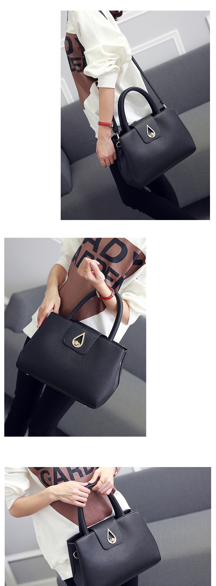 핸드백/여성가방/숄더백/크로스백 - 상세정보