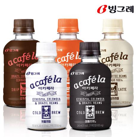[무료배송] 아카페라 240ml x 20펫