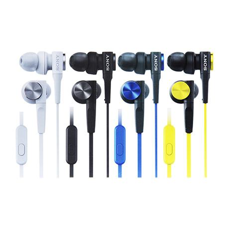 소니 MDR-XB50AP 이어폰 스마트폰용