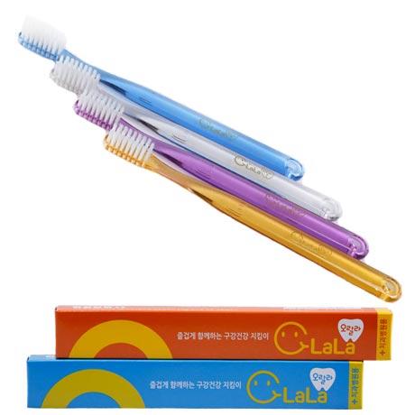 치아 교정관리 위생용품 10종