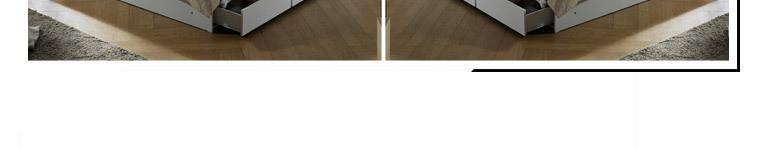 파로마 LED+220V+3서랍 수납침대 - 상세정보