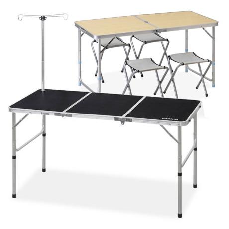 초경량 3단 접이식 캠핑테이블