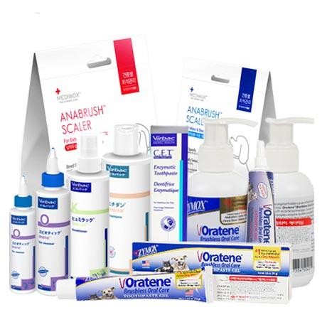 버박 오라틴 메디웍스 애견치약 피부