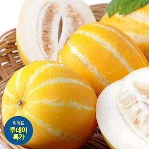 [투데이특가] 달콤아삭 꿀참외 2.5kg