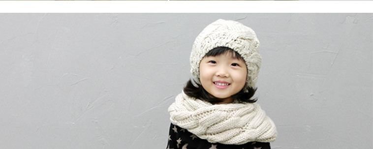 따뜻한 기모가 있는 겨울아동의류 - 상세정보
