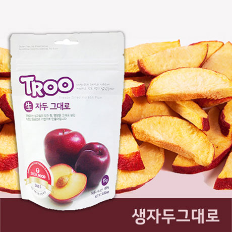 TROO 동결건조 과일칩 사과/바나나外