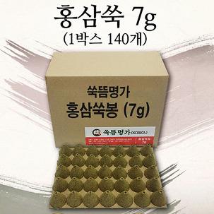 [무료배송] 천연홍삼쑥 쑥봉 리필