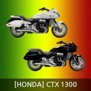 HONDA 혼다 CTX1300 오토바이 바이크