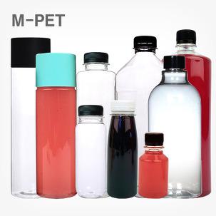 강도가 강한 PET 밀폐용기 시리즈