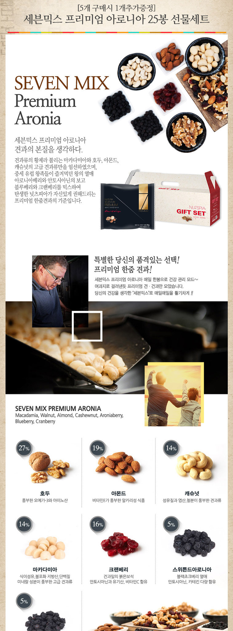[스타쿠폰] DIY 하루견과 선물세트 - 상세정보
