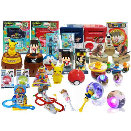 캐릭터 인기 장난감 모음전