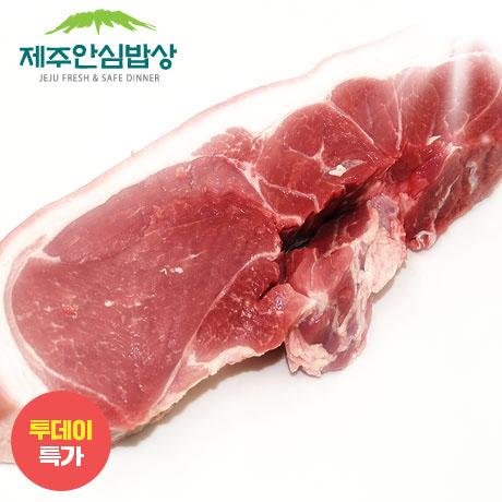 [투데이특가] 제주 흑돼지 400g+400g
