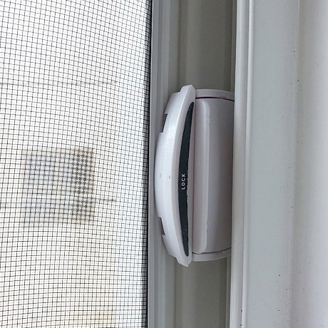 창문 방충망 잠금장치  잠그미 1+1~