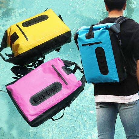 [무료배송] 방수 비치백/여행가방