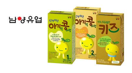 [원더배송] 남양 아기랑콩이랑 16팩