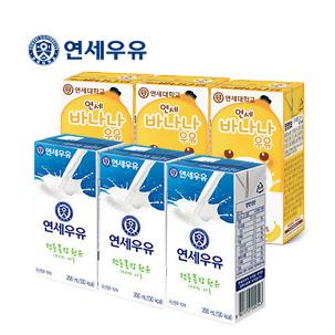 [원더배송] 연세우유 멸균우유 48팩