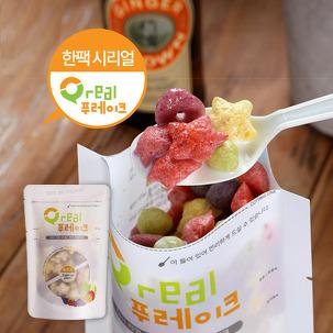[아이밀] 현미&과일 한팩 씨리얼20+2