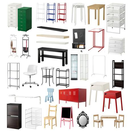 IKEA 이케아 인기가구 72종 모음전