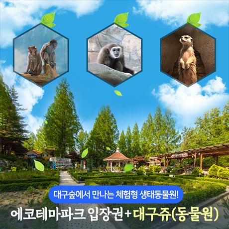 [대구] 대구숲 대구쥬 동물원 오픈★