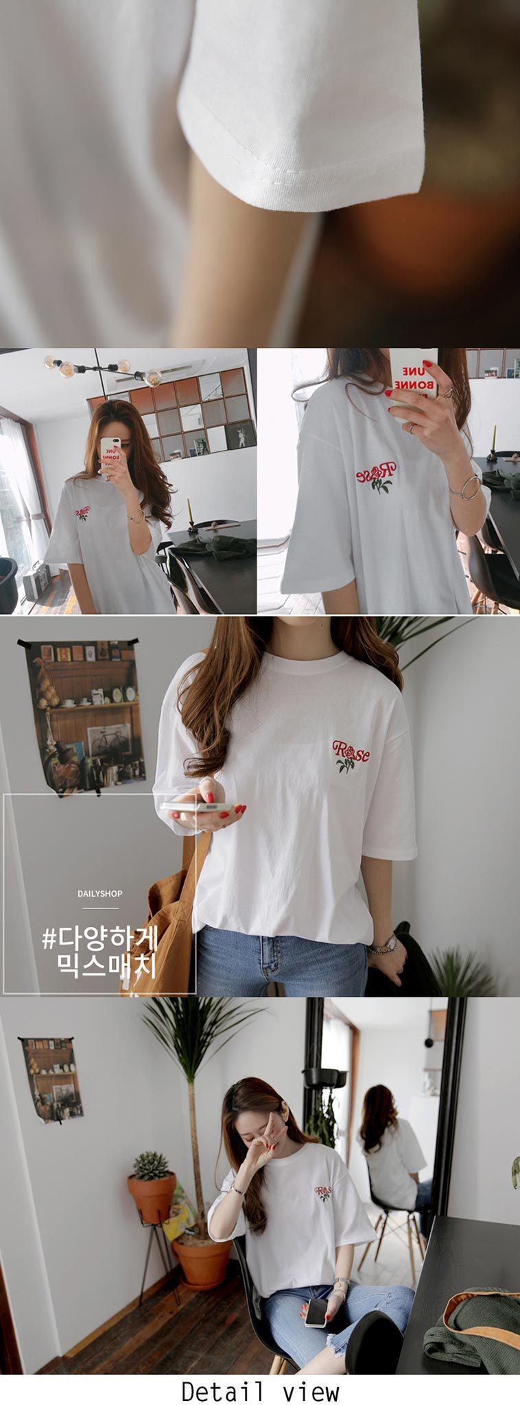 [무료배송] 신상 티셔츠/원피스 특가 - 상세정보