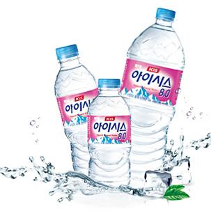 롯데칠성 아이시스 8.0 생수 2L 12병
