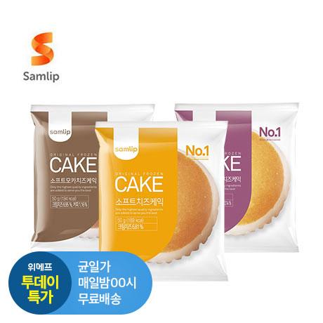 [투데이특가] 삼립 소프트케익 20봉