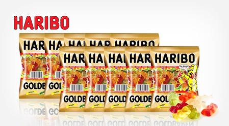 [원더배송] 하리보 젤리 100g X 10봉