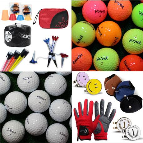 골프 필수아이템 118종