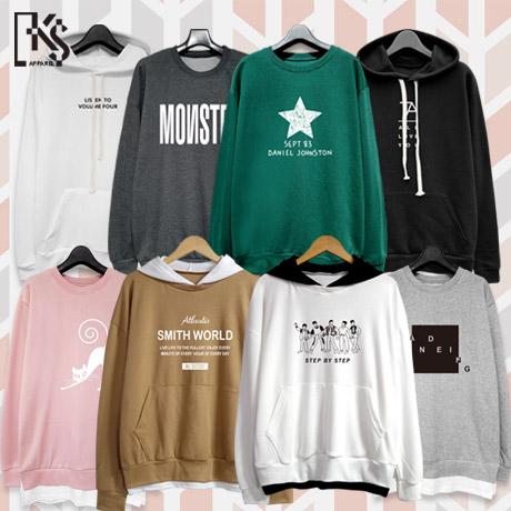 [원더쿠폰] 맨투맨/후드/티셔츠