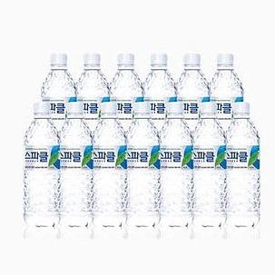 [원더배송]스파클 생수 500ml X 20펫