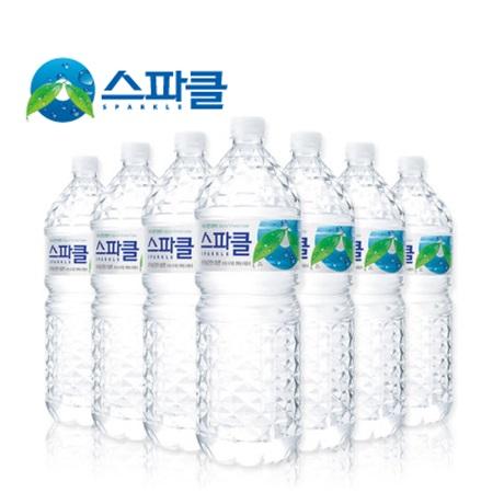 [무료배송] 스파클 생수 2L 18PET