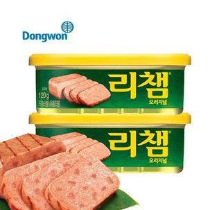 [원더배송] 리챔 오리지날 120g X5