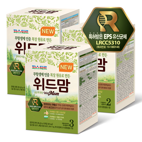 New 무항생제 원유 위드맘 스틱분유