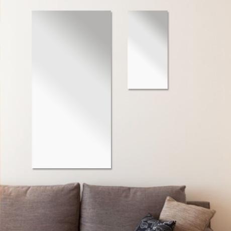 붙이는 거울 아크릴 안전 거울