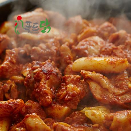 국내산 냉장 푸드닭 춘천 닭갈비200g