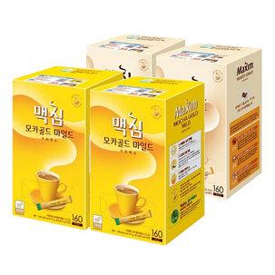 [원더배송] 맥심 커피 160/320입