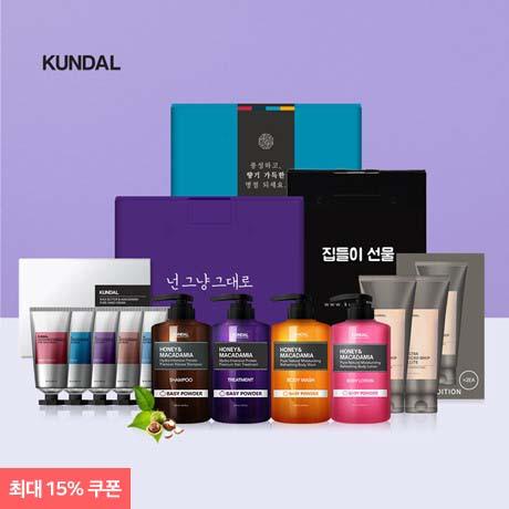 [2019추석] 쿤달 선물세트 샴푸 헤어