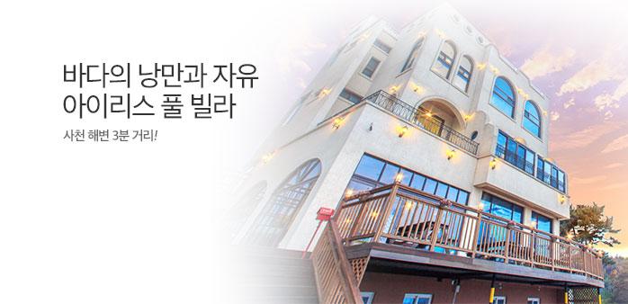 강릉풀빌라 아이리스 사천해변,신축_best banner_0_펜션/풀빌라_/deal/adeal/1622117
