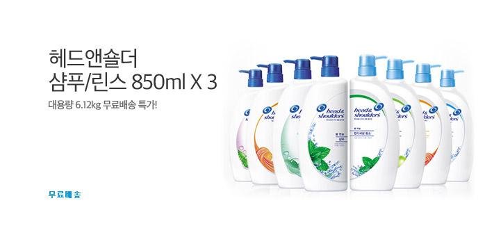 [원더배송] P&G 헤드앤숄더 샴푸×2_best banner_0_추천^원더배송_/deal/adeal/1432828