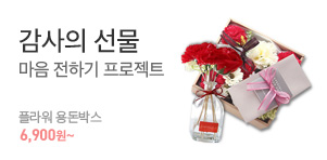 [기획전] 5월 감사의 선물
